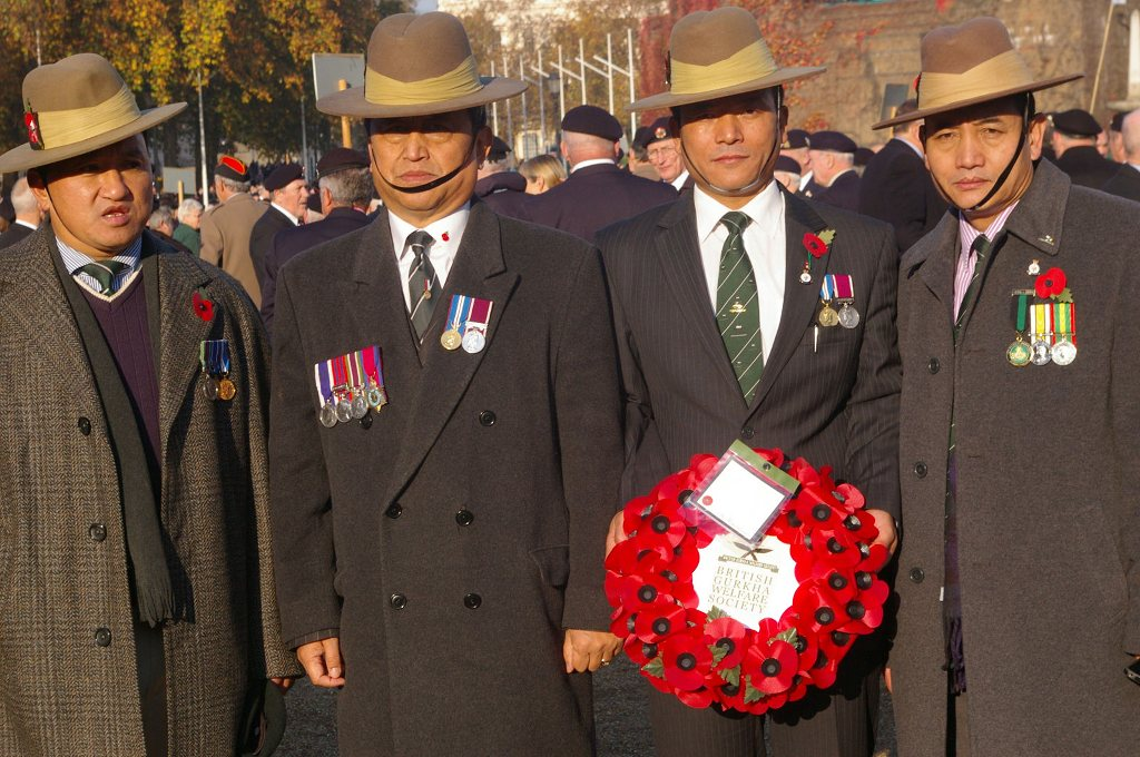 remembrance-sunday-2011-bgws 13